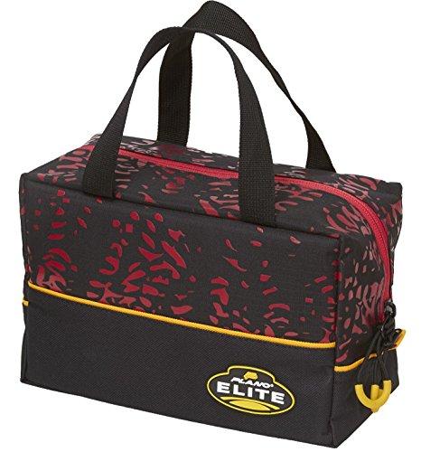 Plano Molding Company KVD Worm File Speed Bag, Black/Red/Yellow, Medium