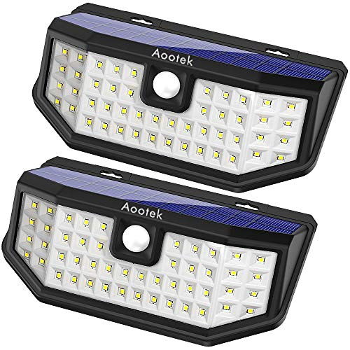 36 Led Solar Light