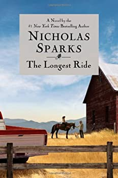 The Longest Ride 1455584606 Book Cover