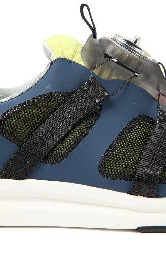 Puma Heren De Hussein Chalayan Haast Disc Sneaker Blauw