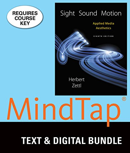 Bundle: Sight, Sound, Motion: Applied Media Aesthetics, Loose-leaf Version, 8th + MindTap Radio Television & Film 1