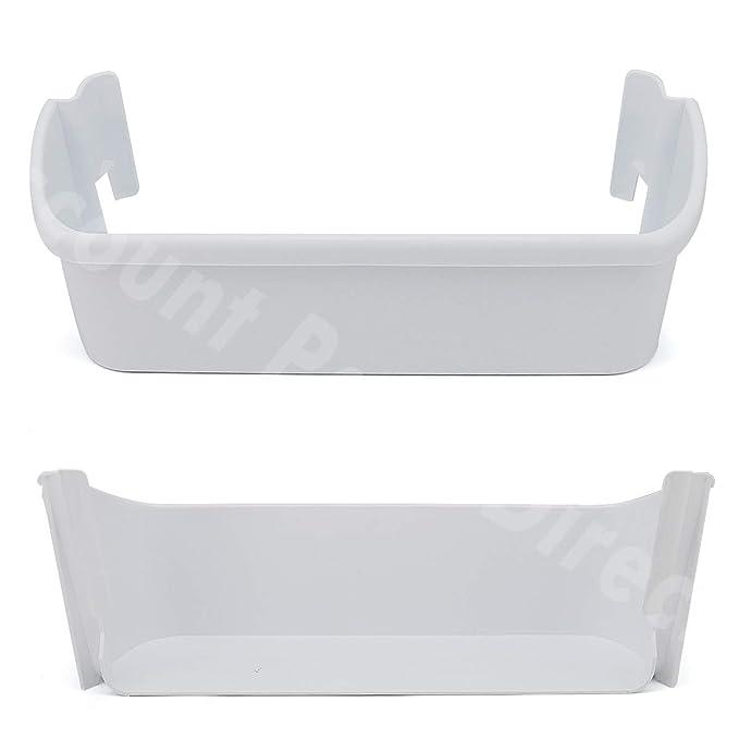 Compatible with 240323001 White Door Bin UpStart Components Brand 240323001 Refrigerator Door Bin Replacement for Frigidaire FRS6LR5EM2 Refrigerator