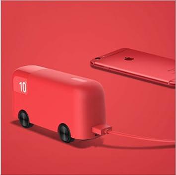 TMMDZZ Batería Externa Power Pack Cargador Ultra Compacto Dual Output Extremadamente Alta Capacidad portátil Cargador batería Externa Pack para teléfono móvil, Tablet 10000 mAh: Amazon.es: Electrónica