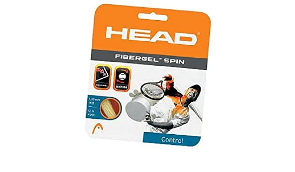 Amazon.com : Head FiberGel Spin Tennis String : Racket String : Sports & Outdoors