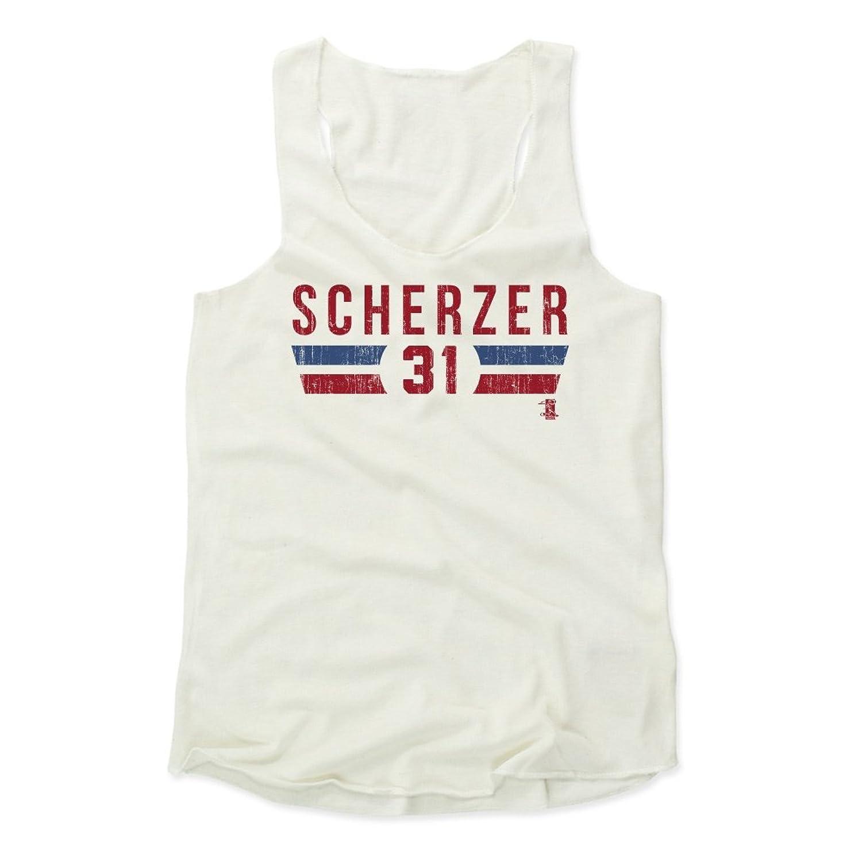 Max Scherzer Font R Washington DC Women's Tank Top