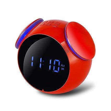 Amazon.com: MIJIN Wireless Bluetooth Speaker, Creative Mini ...