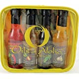 Oils of Aloha Macadamia Nut Cooking & Salad Oil 4 / 5 Oz Set