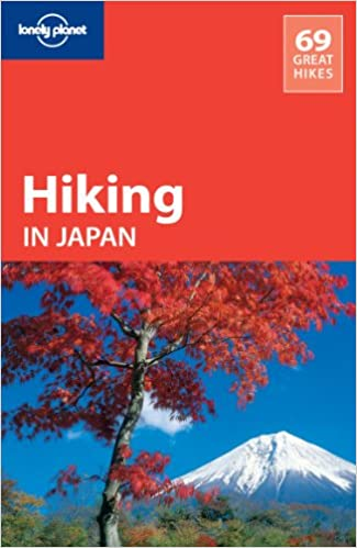 Lonely Planet Hiking In Japan Travel Guide Lonely Planet David - Japan map lonely planet