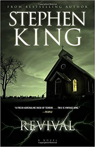 Stephen King Books List: Revival