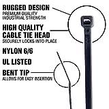 Cambridge Cable Ties 4 Inch 18 Lbs Mini Lightweight