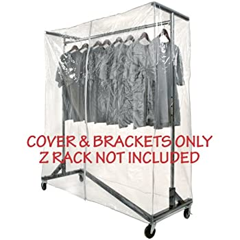Amazon Com Z Garment Rack Commercial Grade Home Amp Kitchen
