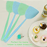 NEWJINDA[4 Pack]Fly Swatter with Magnetic