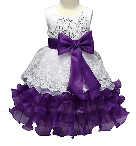 Romantic Bridals Flower Girl Dress - 4