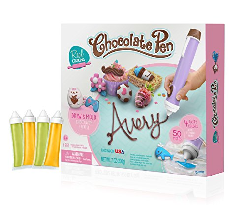 Real Cooking Chocolate Pen 2.0 Special Pack with Bonus...