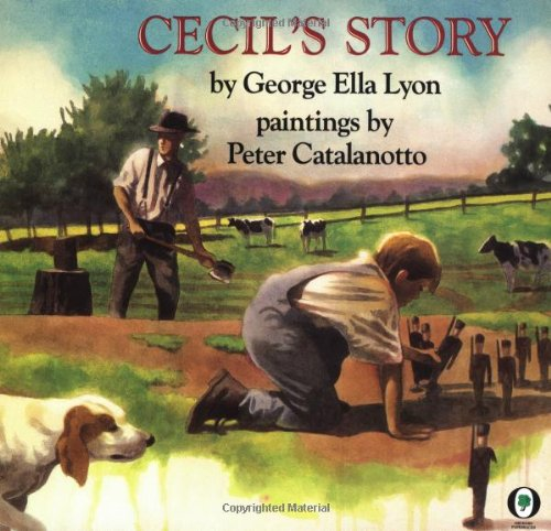 Cecil's Story (Orchard Paperbacks)