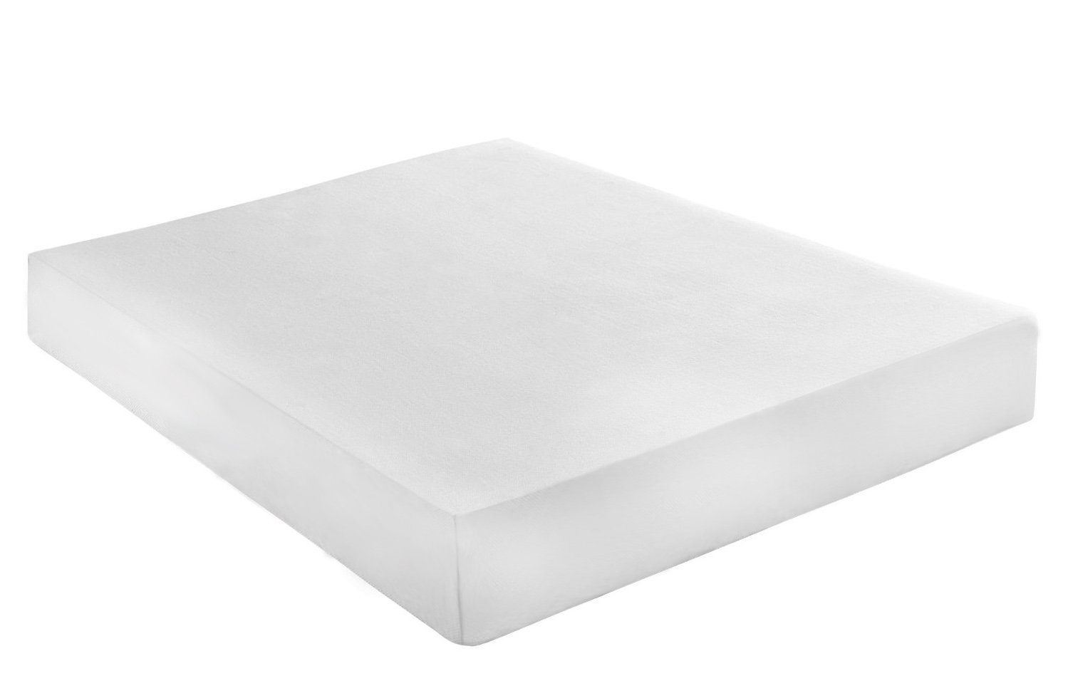 Swiss Ortho Sleep, 8'' High-Density, 3 x Layered MEMORY FOAM MATTRESS, w/ Bamboo Cover, All Sizes