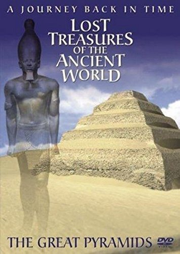 Lost Treasures Of The Ancient World - The Great Pyramids [DVD] [UK Import] ()