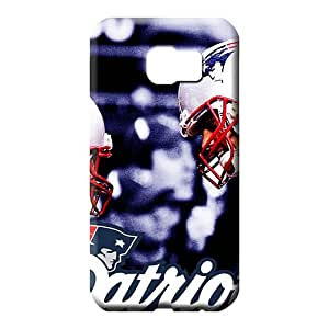 samsung galaxy s6 Shock-dirt Bumper Protective phone cover skin new england patriots