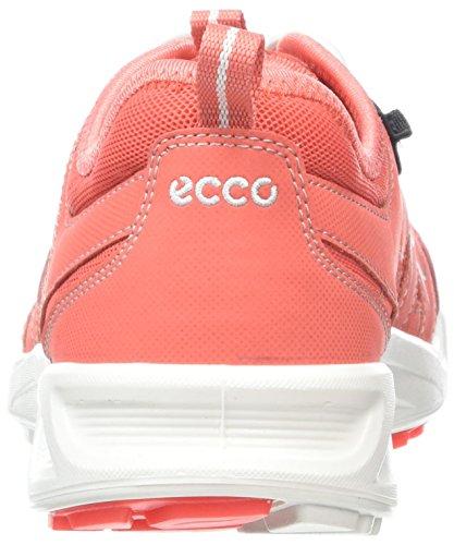 Ecco Dame Terracruise Trekking- & WanderhalbSko Rød (krydret Koral / Krydret Koral) k8j5fCJ