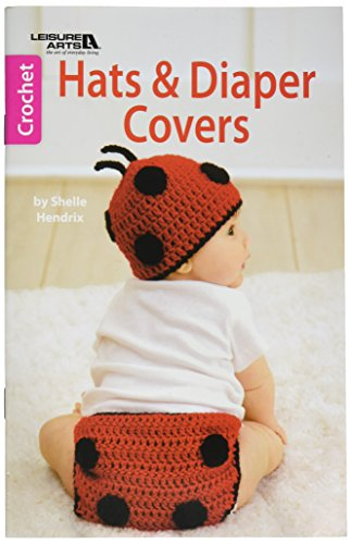 Leisure Arts-Hats & Diaper Covers - Leisure Arts Pad