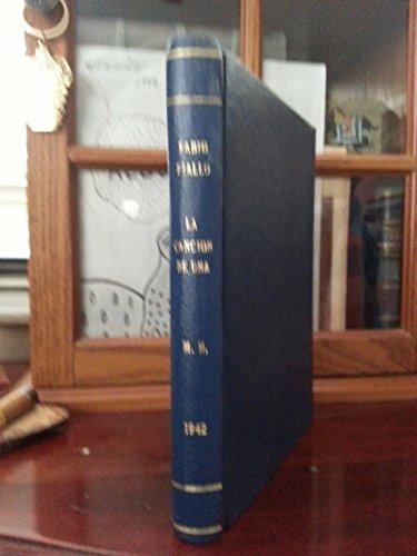 La cancion de una vida,poesias de fabio fiallo,primera edicion,signed,1942.