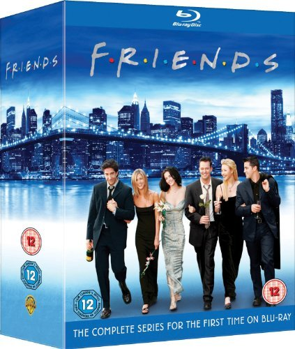 Friends - The Complete Series Seasons 1-10 [Blu-ray][Region Free]