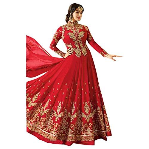 Eid Special Offer Red Color Designer Dress Maßanfertigung Custom to ...