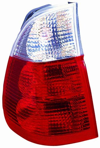 Depo 344-1904L-AS-CR BMW X5 Driver Side Replacement Taillight Assembly
