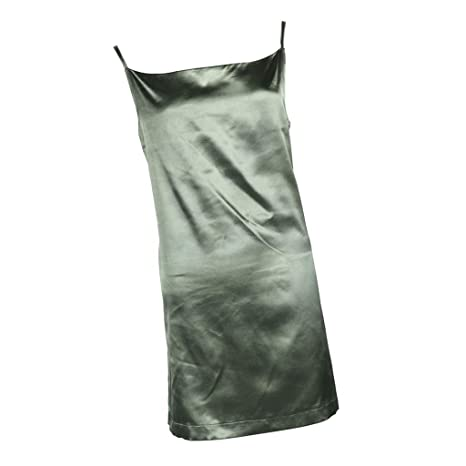 B Blesiya Vestido Corto De Tirante Ajustable De Satén