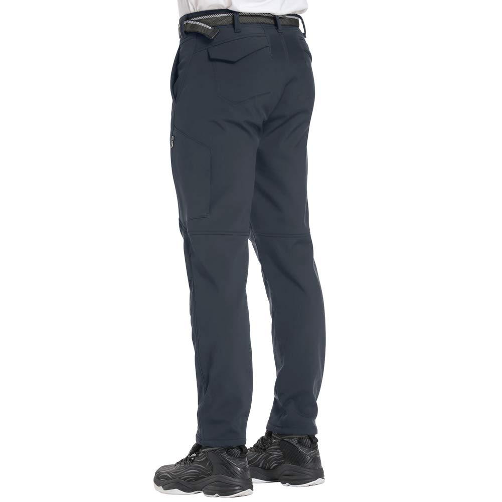 Jessie Kidden Softshell Trousers Womens Winter Fleece Lined Trousers Waterproof Hiking Pants Outdoor Camping Trouser #801