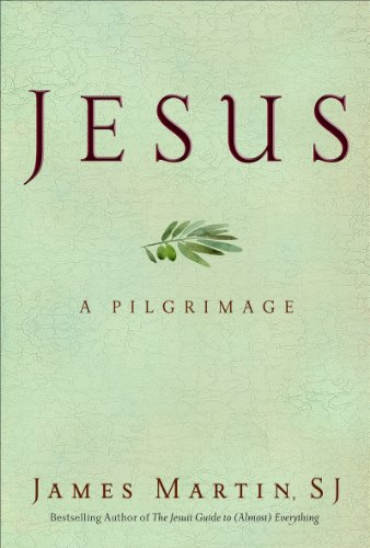 Jesus: A Pilgrimage cover