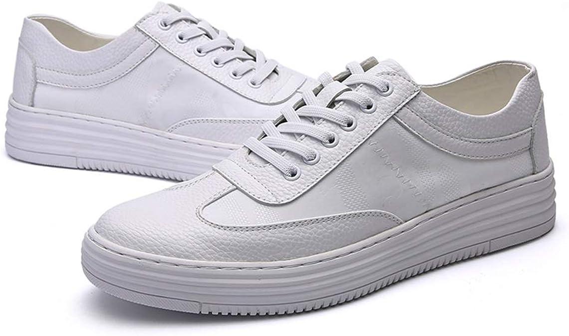 MISSMARCH para Hombres Zapatos Deportivos para Atar con Cordones ...