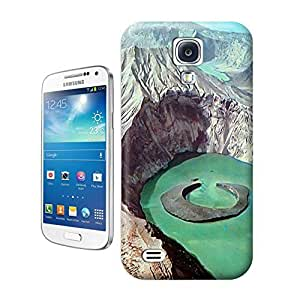 LarryToliver You deserve to have Landscape Taal Volcano Luzon Philippines For samsung galaxy s4 Cases