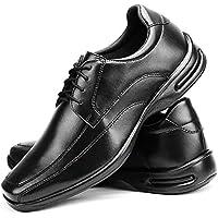 Sapato Social Conforto Brilhante Sapatofran Masculino