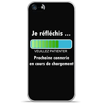 coque iphone 5 avec message