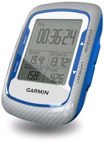 Garmin Edge 500 GPS Bike Computer - Blue/Silver product image