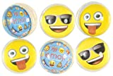 Emoji-Sayings-Puffy-Sticker-Sheet