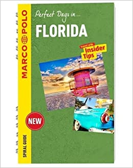 Florida Travel Guide Map.Florida Marco Polo Travel Guide With Pull Out Map Marco Polo