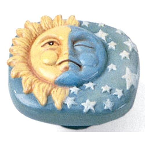 Square Sun, Moon & Stars - Laurey Stars