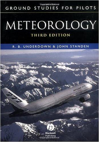 Ground Studies for Pilots: Meteorology, Third Edition