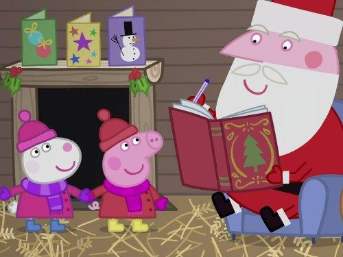 Santa's Grotto/Santa's Visit (Santa Pig)