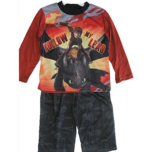 Dreamworks Little Dragons Defenders Pajamas product image