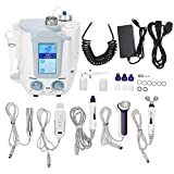 6 in 1 Suction Blackhead Removal Vacuum Moisturizing Micro Bubble Oxygen Injection Machine for Skin Anti-Wrinkle Rejuvenation