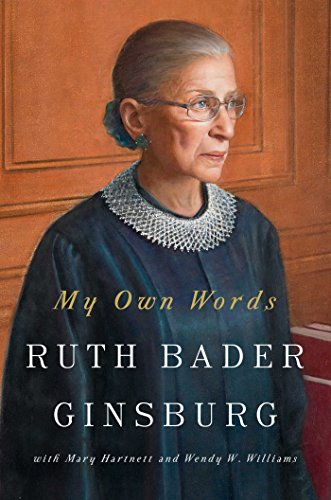 My Own Words by [Ginsburg, Ruth Bader]