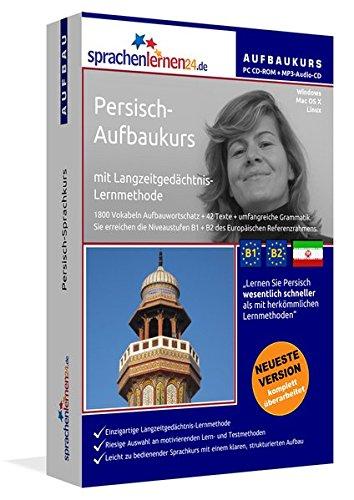 Persisch-Aufbaukurs: Lernstufen B1+B2. Lernsoftware auf CD-ROM + MP3-Audio-CD für Windows/Linux/Mac OS X. Fließend Persisch lernen für Fortgeschrittene mit Langzeitgedächtnis-Lernmethode