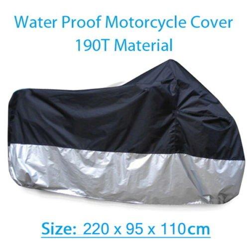 TCMT Motorcycle Cover UV Waterproof Heatproof Sunproof Rain Dust Protector For Harley-Davidson VRSC V-Rod FXDL Muscle Rod