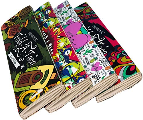 Taco Holder (Unicorn) | 2 Pack | Foldable | Tacos | Taco Shells | Taco Stand | Taco Holders | Tortilla Holder | Taco Party | Taco Plates | Taco Bar | Taco Stands | Taco Rack | Taco Tray | Taco Gifts by Fold-A-Taco (Image #4)