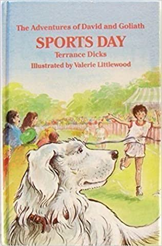 book cover of Goliath\'s Sports Day