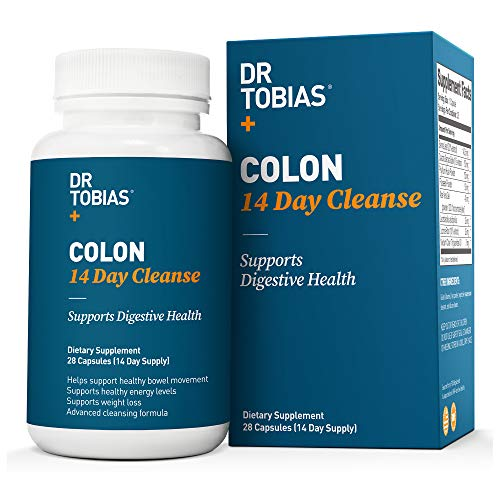 Dr Tobias Colon 14 Day Cleanse to Support Detox & Increased