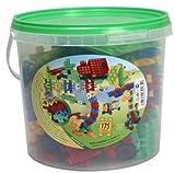 Clics Bucket 175 Pieces, Baby & Kids Zone